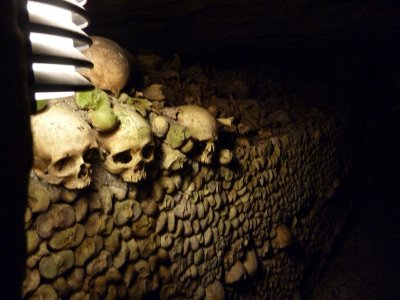 In the Catacombs