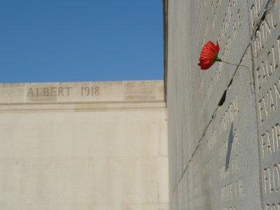 Af the Australian Memorial