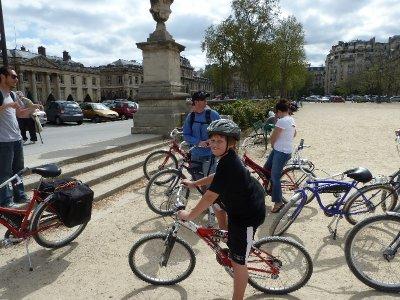 Biker, Paris Style
