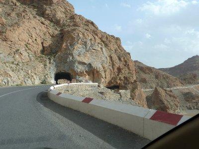 Middle Atlas road