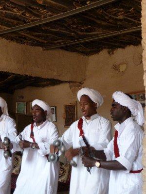 Gnoua musicians