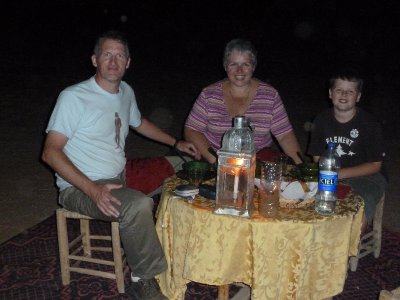 berber dinner