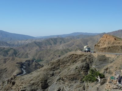High Atlas Road