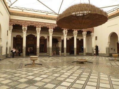 Museum Patio