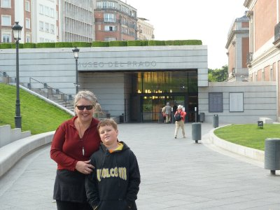At the Prado