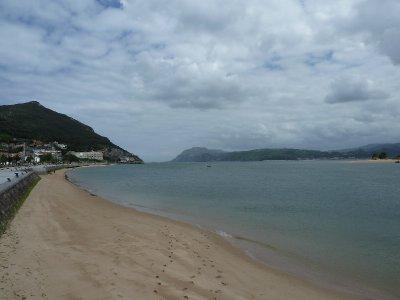 Santona beach