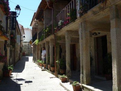 Combarro street