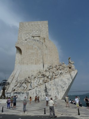 The monument to discoveries
