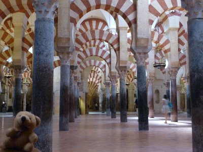 The Mezquita Arches