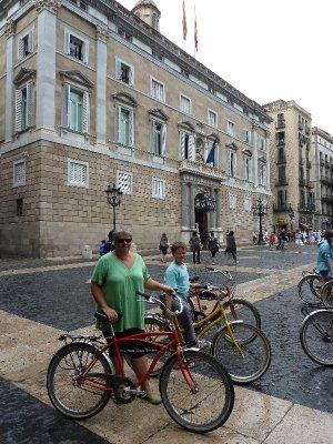 Plaza St Jaume