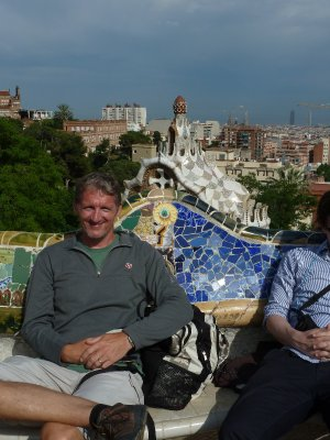 In Park Guell