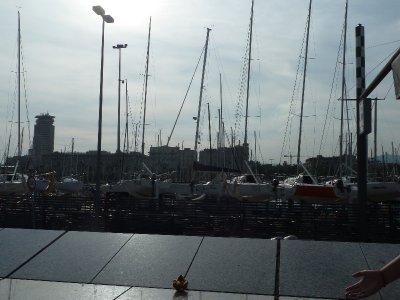 Barca harbour