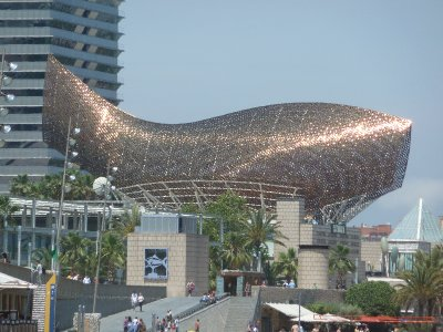 Gehry's Fish
