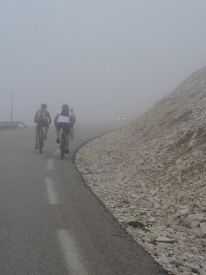 Mont Ventoux conditions
