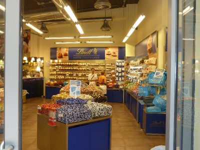 Lindt outlet