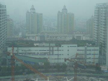 Hangzhou smog