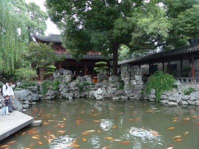 yu yuan gardens