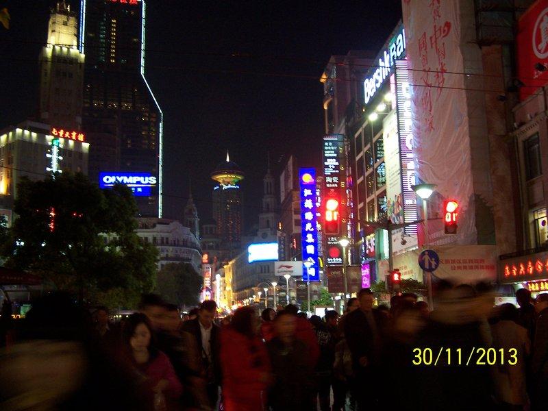 Nanjing - Shanghai