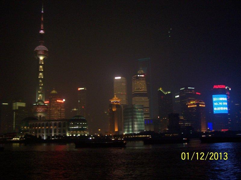 Zona Financiera Shanghai