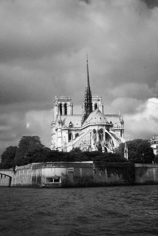 Paris with Mum