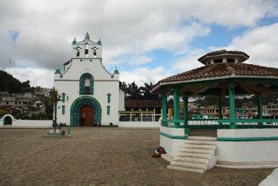 San Juan Chamula, San Cristobal de las Casas