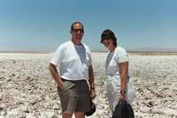In the Salar de Atacama