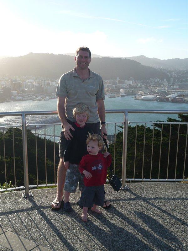 Wellington - Mount Vic
