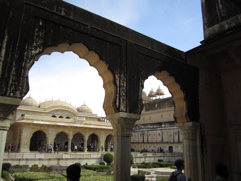 Ahmer Fort in Jaipur