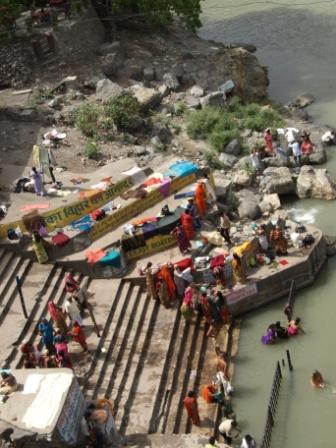 Bridge, Rishikesh