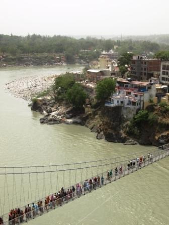 Rishikesh, bridge