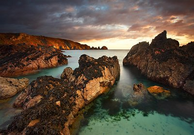 Moulin Huet, South Coast