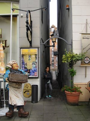 Hamburg Alley