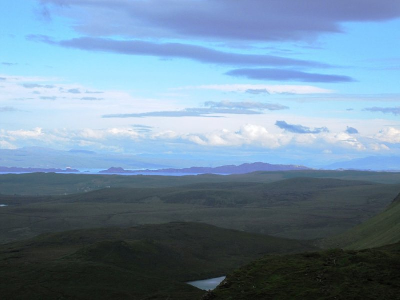 View from Quirang,