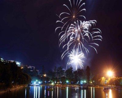fireworks @ baguio