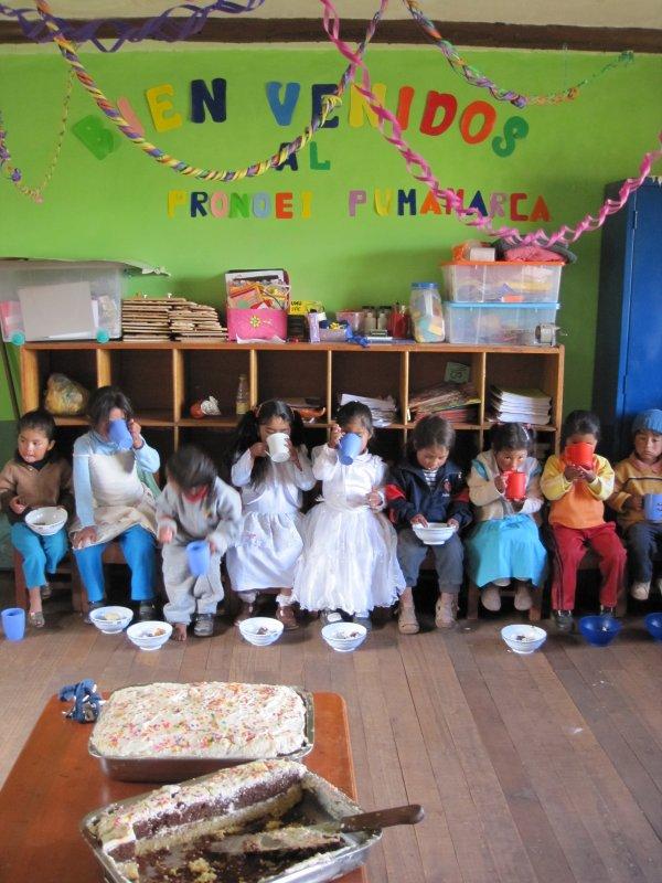 kindergarten party