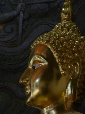 Buddha temple Kandy