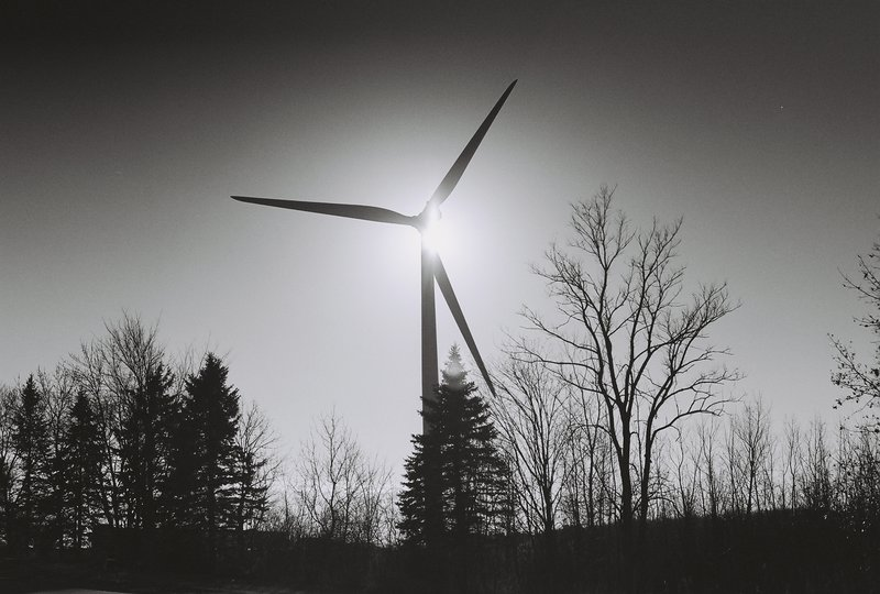 St Olaf wind generator