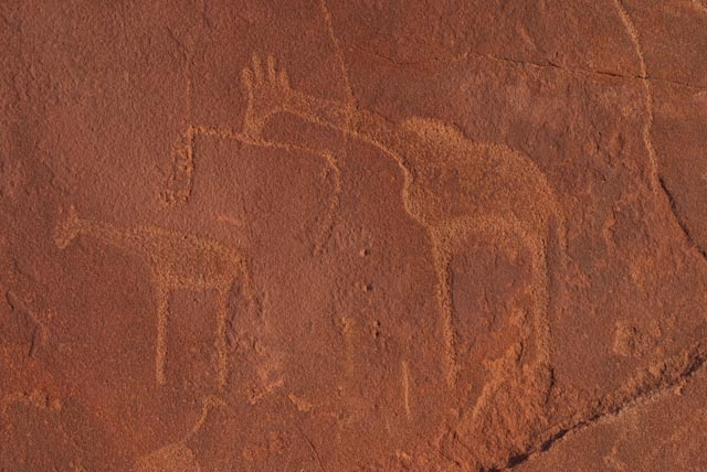 Twyfontein Rock Carvings