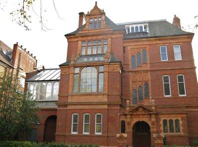 Eton Avenue house