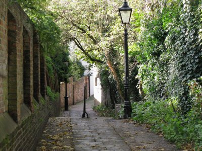 Hampstead lane