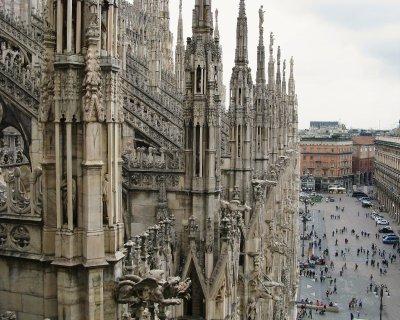 Duomo - north side