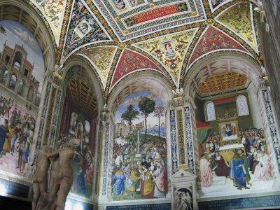 Duomo - Piccolomini Library
