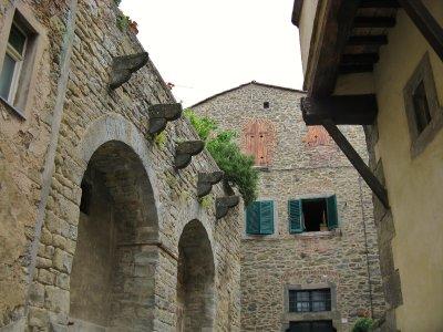 Side street - Cortona