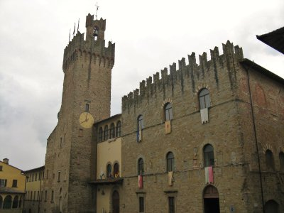 Tower, Piazza Grande
