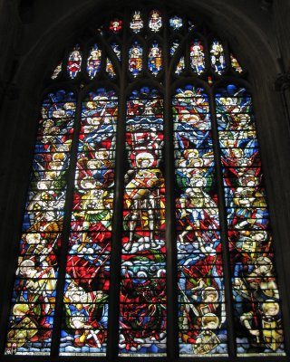 Christ Church - north window
