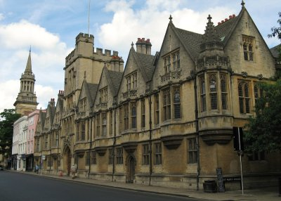 Brasenose College, High Street