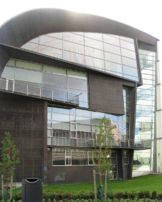 Kiasma contemporary art museum