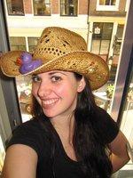 Dutch Cowgirl!