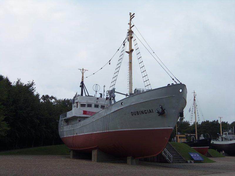 Klaipeda/Old Russian fishing boats