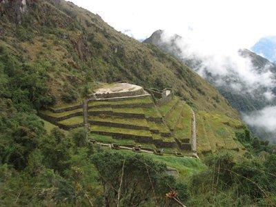 INC_D3 - View of Phuyupatamarca ruins